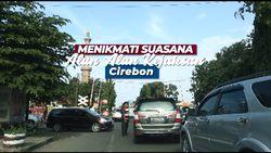 Tahu Gejrot di Alun-alun Kejaksaan Cirebon