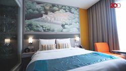 Kamar Hotel Ini Hadirkan Nuansa Jakarta Tempo Dulu