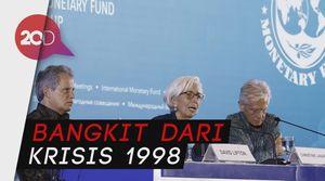 Sanjungan Bos IMF ke Perekonomian RI
