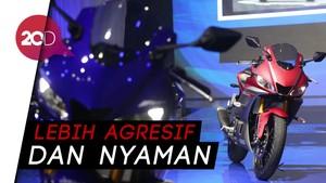 Yamaha Resmi Luncurkan R25 dan R3