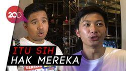 Kata Joshua dan Kevin Anggara soal  Banyak YouTuber Pensiun