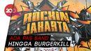 Rockin Jakarta, Konser Reuni Musisi Bawah Tanah 90-an