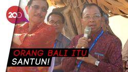 Acara IMF-WB Didemo, I Wayan Koster: Mereka Bukan Orang Bali!