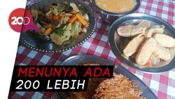 Nikmatnya Makanan Khas Kanton yang Legendaris di Gondangdia