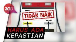 Premium Gagal Naik, DPR: Investor Jadi Takut
