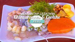 Chincaronnes, Roti Isi Khas Peru dengan Daging yang Melimpah