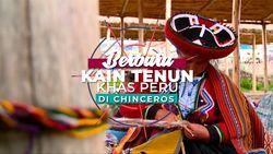 Pasar Kaget Tradisional Ternyata ada Juga di Peru