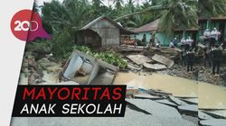Banjir Landa Mandailing Natal, 17 Nyawa Melayang