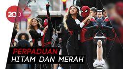 Melihat Kostum Teranyar Spider-Man untuk Film Terbaru