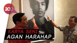 Saat Luhut Bertemu Jokowi Punk di Bali