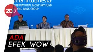 Soal Pidato 'Game of Thrones' Jokowi, Sri Mulyani: Out of The Box