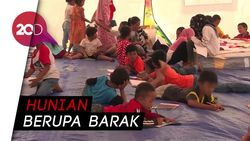 Pemerintah Siapkan Hunian Sementara untuk Korban Gempa Sulteng