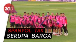 Enrique: Spanyol Bukan Barcelona