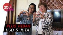 Indonesia Ngutang Rp 15 T demi Lombok dan Sulteng