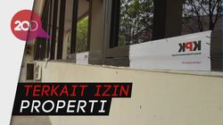 KPK OTT Dinas PUPR Kabupaten Bekasi Terkait Proyek Meikarta