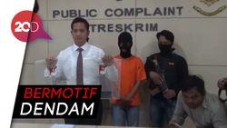 Pelaku Pembunuhan di Dinas PU Makassar Ditangkap Polisi