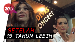 Siap-siap Nostalgia! Titi DJ dan Reza Artamevia Bakal Manggung Bareng