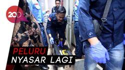 Tembakan di Gedung DPR Ternyata Peluru Nyasar Anggota Perbakin
