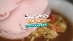 Rujak Eskrim, Makanan Unik yang Telah Berusia Lebih dari 30 Tahun