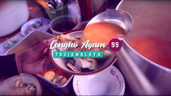 Makanan Khas Tasikmalaya yang Gurih dan Nikmat, Lengko Ayam.