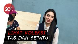 Begini Me Time Unik ala Sandra Dewi