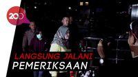 Bupati Bekasi dan Direktur Lippo Group Tiba di KPK