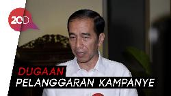 Jokowi Diduga Langgar Kampanye di Videotron, TKN Pasang Badan!