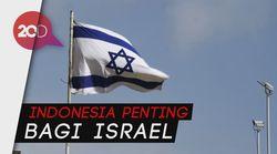 Jurus Israel Merayu Indonesia