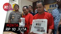 Kerap Peras Kepala Sekolah, Dua Wartawan Gadungan Dibekuk