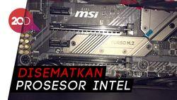 Motherboard MSI Z390 akan Gebrak Pasar Indonesia