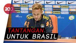 Sanjungan Neymar untuk Dybala Jelang Laga Persahabatan