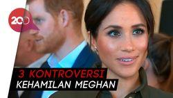 Sederet Kontroversi yang Mewarnai Kehamilan Meghan Markle