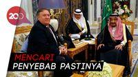 Trump Kirim Utusan ke Raja Salman Bahas Kasus Kashoggi