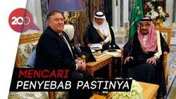 Trump Kirim Utusan ke Raja Salman Bahas soal Kasus Kashoggi