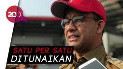 Setahun Pimpin Jakarta, Anies : Sebagian Janji Sudah Terlaksana