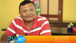 Warung Sega Pecel Favorit Mahasiswa di Yogyakarta