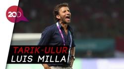 Ungkapan See You Luis Milla yang Makin Ambigu