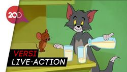 Asyik, Kartun Tom and Jerry Bakal Difilmkan!