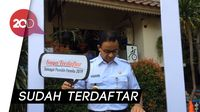 Gubernur Anies Sudah Cek Namanya di DPT Pemilu 2019, Kamu?
