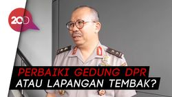 Mencari Solusi Insiden Peluru Nyasar di Senayan