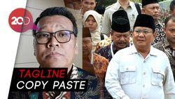 Prabowo Serang Jokowi Ugal-ugalan, PDIP: Kampanye Copy Paste