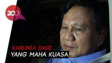 Prabowo di HUT ke-67: Sekarang Kita Fokus Kerja untuk Rakyat