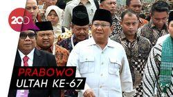 Sahabat hingga Mantan Istri Panjatkan Doa untuk HUT Prabowo