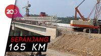 Tol  Trans Jawa  Ditargetkan Beroperasi Akhir Tahun 2018