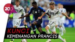 Deschamps: Prancis Lebih Pede dari Jerman