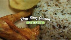Aroma Khas Kencur yang Terasa Lekat dalam Nasi Tutug Oncom di Tasikmalaya