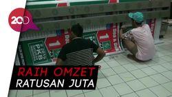 Masa Kampanye, Pengusaha Percetakan di Pasuruan Raup Untung