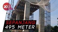 Ada Jembatan Tahan Gempa di Ruas Tol Ngawi-Semarang
