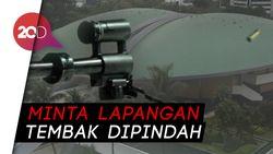 DPR Usul Lapangan Tembak Dipindah, Polri: Perlu Kajian Mendalam