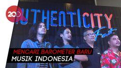 Eksplorasi Musikalitas Lokal Lewat Authenticity Fest